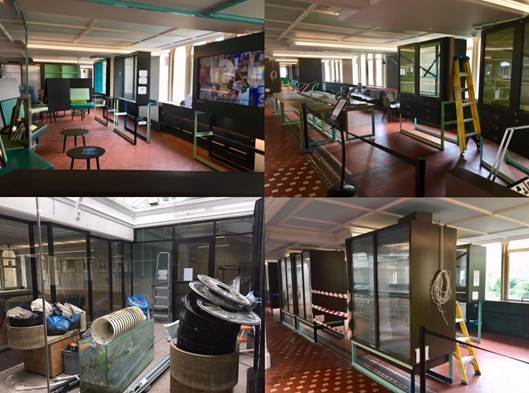 3rd floor work